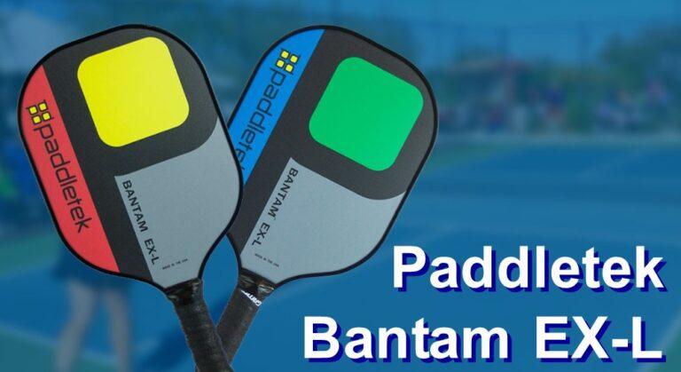 Paddletek Bantam EX-L banner