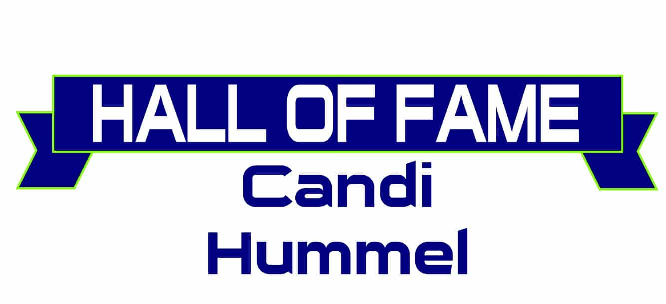 Hall of Fame Candi Hummel