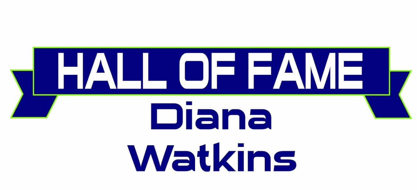 Hall of Fame Diana Watkins